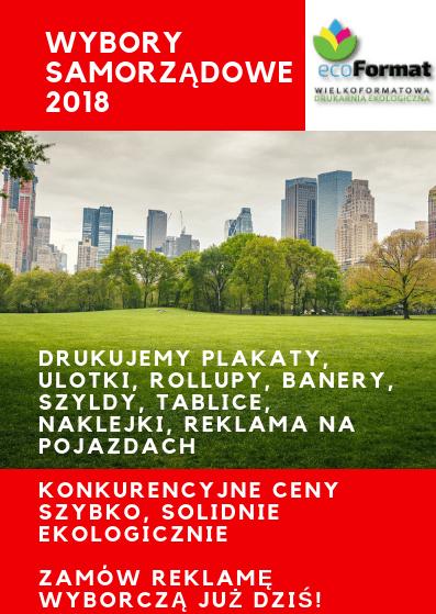 Wybory samorządowe 2018 - 2