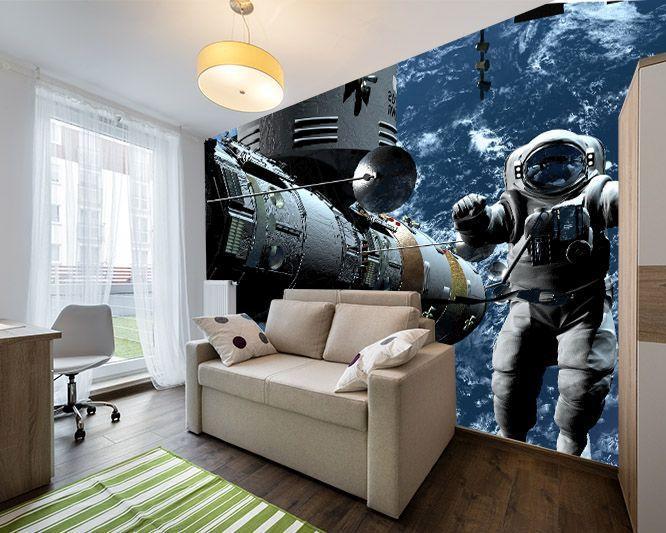 pokój kosmos