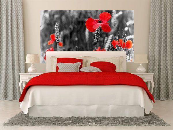 sypialnia maki