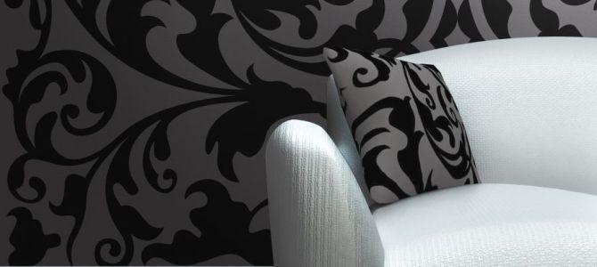 Ściana w stylu black&white cześć 1