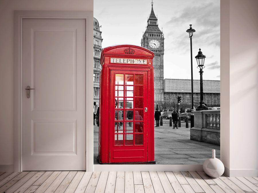Znalezione obrazy dla zapytania fototapeta londyn