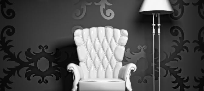 Czarno-białe fototapety – ściana w stylu black&white część 2