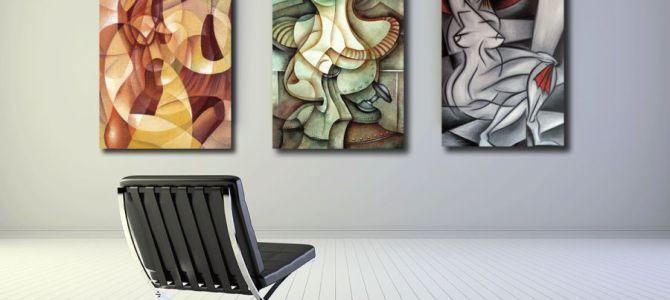 Foto obrazy – sposób na domową galerię