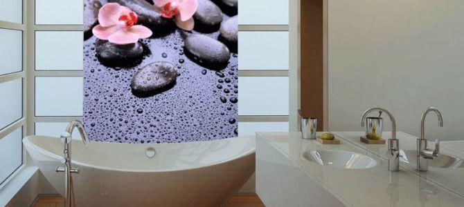 Fototapeta w łazience – pomysł na domowe spa