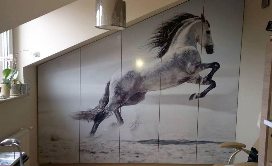 Koń- szafa