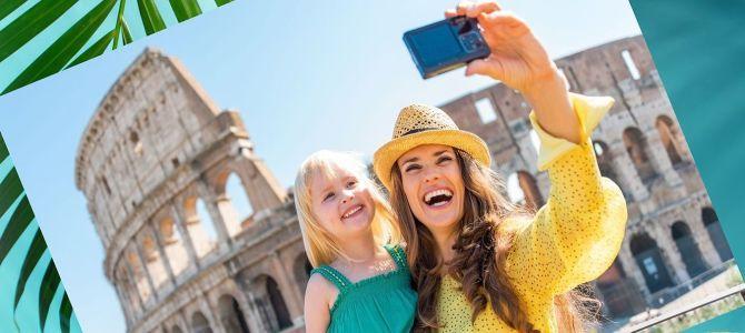 """Konkurs fotograficzny """"Wakacyjne selfie"""" rozpoczęty!  Zawalcz o cenne nagrody!!!"""