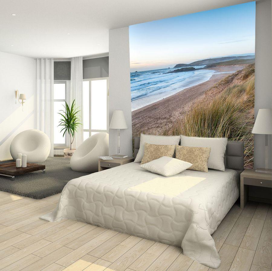 Plaża I Morze Fototapety W Wakacyjnym Klimacie