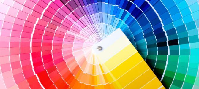 Dobieramy kolory ścian i fototapet