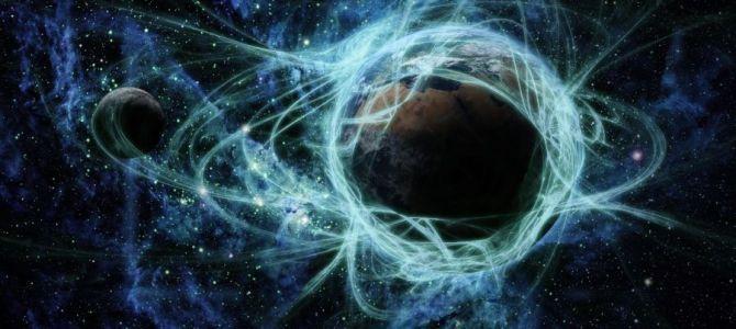 Kosmiczne fototapety