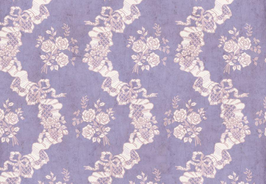 Marie Antoinette wallpaper.