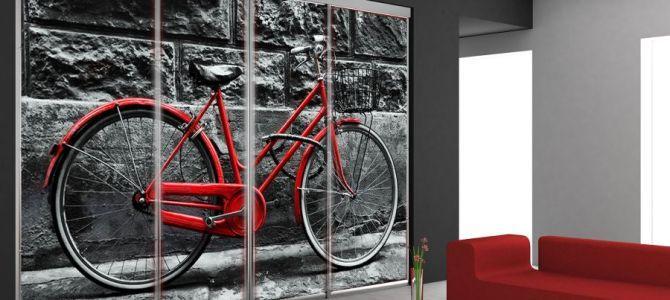 Fototapety, plakaty i naklejki dla miłośników rowerów