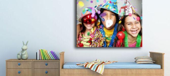 Dziecięce fotografie