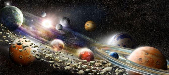 Kosmiczne plakaty
