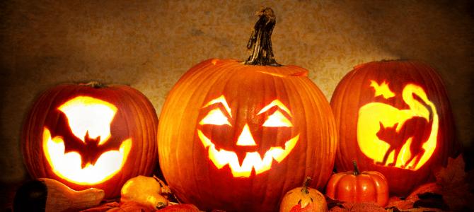Czas na klimat Halloween – Fototapety Lublin