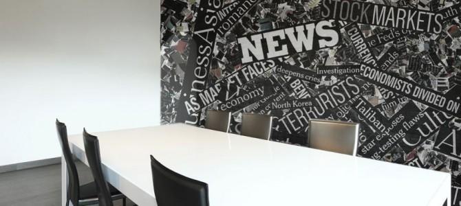Tapety, naklejki i obrazy drukowane w stylu black&white
