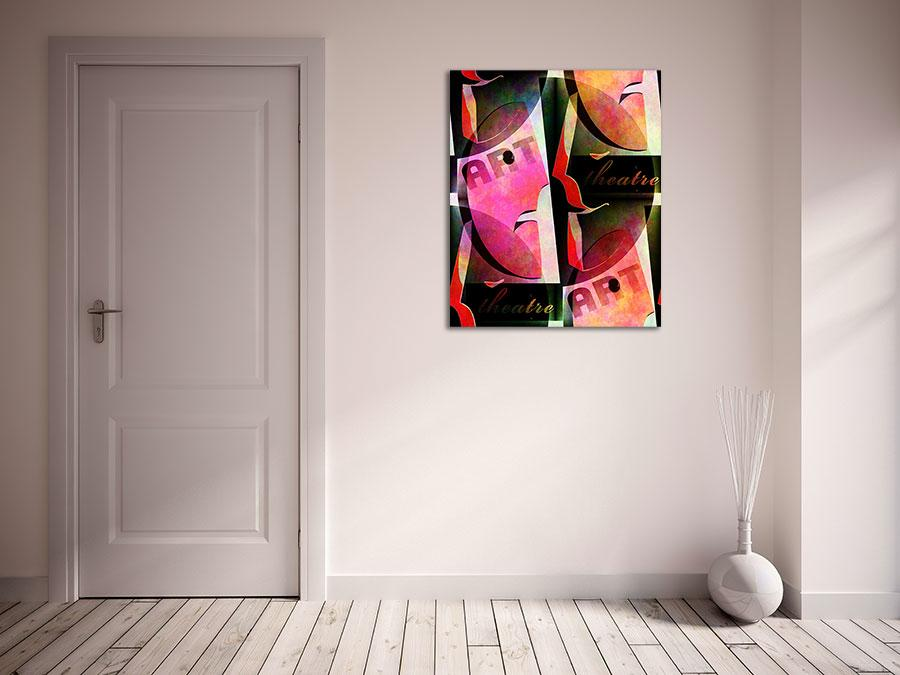 Ciekawe dekoracje - plakaty