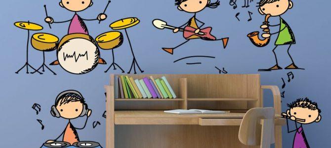 Metamorfoza dziecięcego pokoju