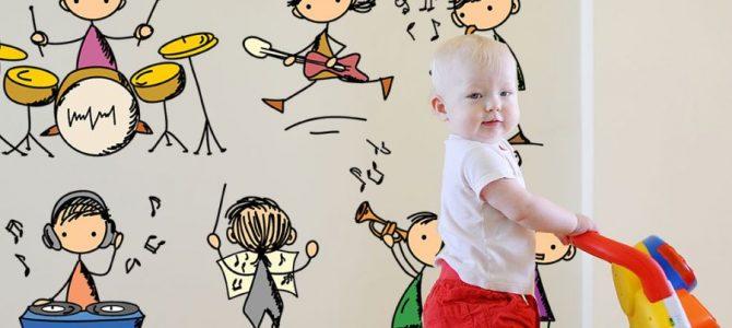 Naklejki ścienne i obrazy drukowane dla dzieci